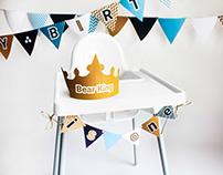 First Birthday Party Design