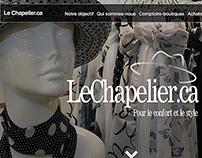 Site Web, LeChapelier.ca