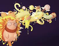 The Pig Plant (Ilustración)