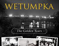 Wetumpka book cover design