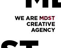 MDST - landing page