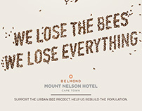 We lose the bees, we lose everything