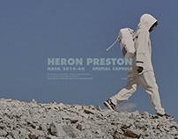 heron preston ⏤nasa.