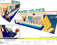 Singapore Airlines (Travel Madness Expo 2016)