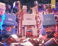TORYMONG;PEPSI COLLECTION