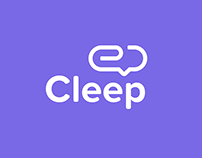 Cleep - Logotype
