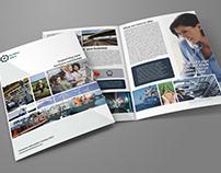 Company Profile Bi-Fold Template Vol.44