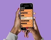 SKIP APP – UX/UI Design & branding