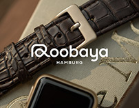 Roobaya Hamburg – Premium Apple Watch Wristbands