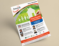 Amanah Flyer