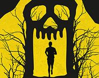 Poster para el Desafío Solorunners Contiendas Nightrace