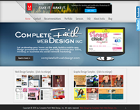 My Business Website - Completefaithwebdesign.com