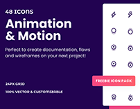 FREE Motion Icon Pack