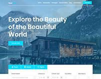 45+ Best Free Landing Page Templates