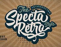 Specta Retro Style Free Font