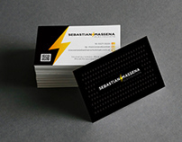 Tarjetas personales - Personal business cards