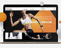 Bodro - E-commerce project
