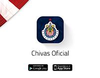 Chivas Oficial App