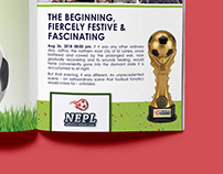 Football Proposal For NEPL Tournament - SriLanka
