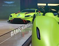 AMR Aston Martin Racing (GIMS2018)