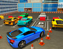Master Car Parking Game