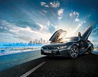 CGI & Postproduction   BMW Efficient Dynamics - Part 1