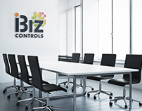 Branding & logo design for Ibiz Controls, LLC