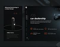 Car Scanner - UI & 3D