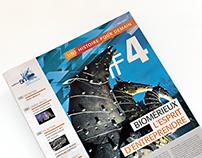 """Magazine """"Une histoire pour demain"""" - BioMérieux"""