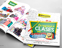 El Encanto - Catalogue & Brochure Design