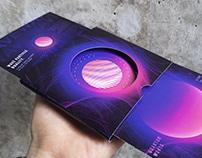 Foldable Invitation/Exhibition Card Design