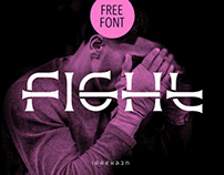 Fight / Free Font