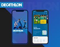 Decathlon App Concept
