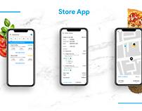 On Demand Store App Design & Development