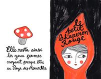 Le Petit Chaperon Rouge (au Pays de Merveilles)