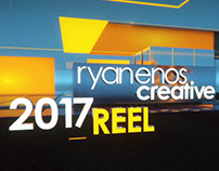Ryan Enos Creative Reel 2017