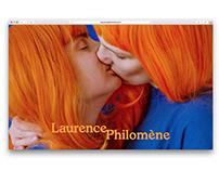 Laurence Philomène | branding