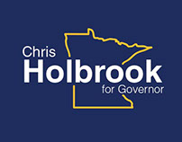 Chris Holbrook for Governor