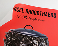 Marcel Broodthaers: A Retrospective