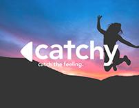 Catchy Clothing Logo