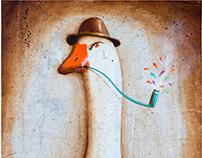 Mr. Goose