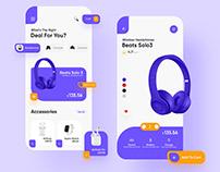 UI/UX Design Showreel