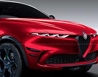 Alfa Romeo Tonale Racing