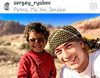smile from Russia donated by Sergey Ryabov /Jordanian