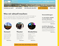 Website Relaunch www.masagtja.de
