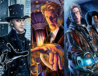 DOCTOR WHO FANARTS