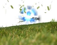 2D/3D Short SOCCER Animation for Snapchat
