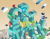 Creativity in Healthcare Marketing - EBook Design