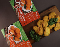 package design of nuggets