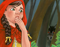 Little Red Riding Hood Children's Book